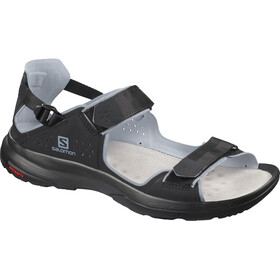 Salomon Tech Feel Sandalias, black/flint stone/black
